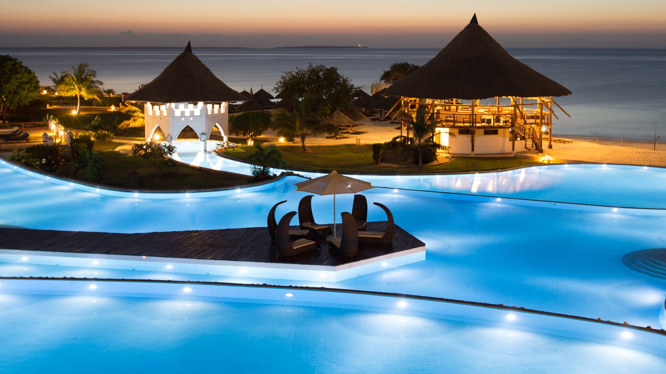 Royal Zanzibar Beach Resort In Zanzibar Tanzania Best