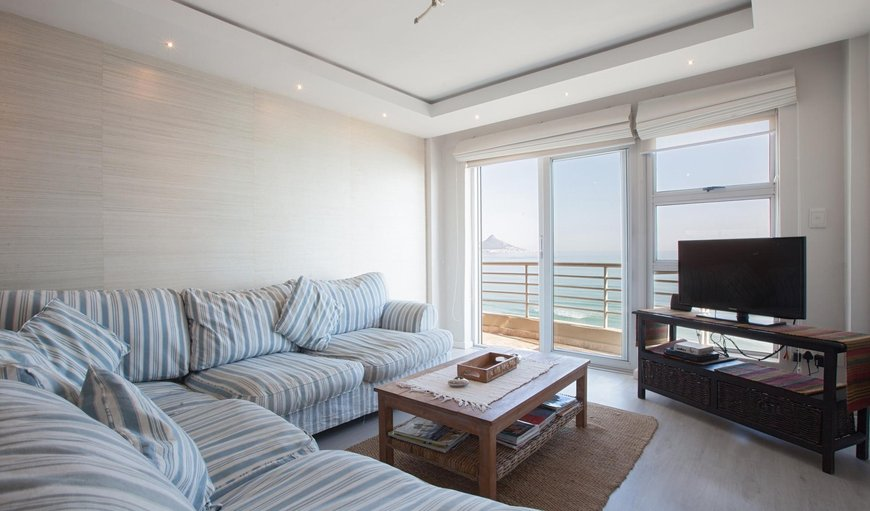 Lounge. in Bloubergstrand, Cape Town, Western Cape, South Africa