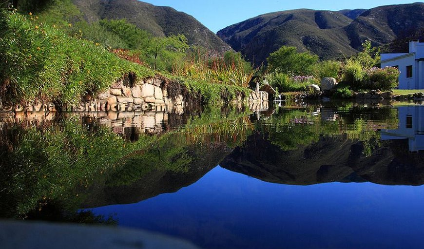 Scenery in Baviaanskloof, Eastern Cape, South Africa
