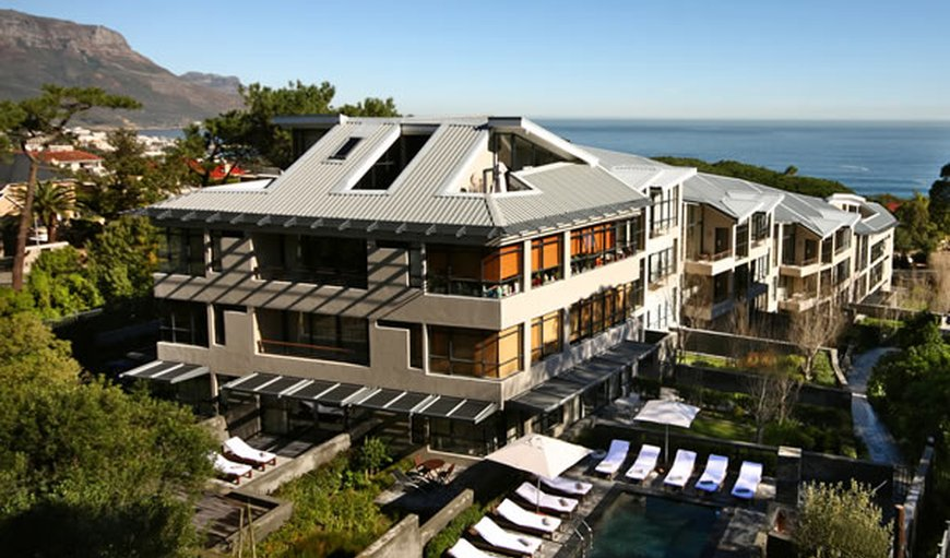 The Glen Apartments in Camps Bay, Cape Town, Western Cape, South Africa