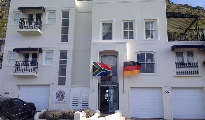 Perseverantia Exclusive Guest House in Gordon's Bay, Western Cape , South Africa
