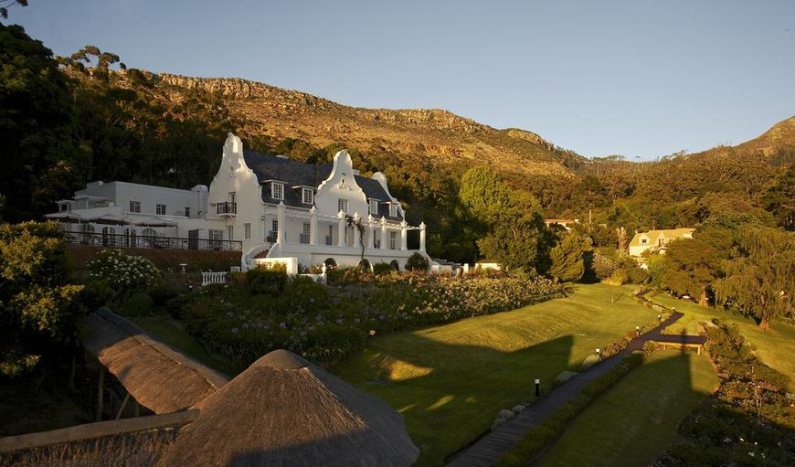 Stillness Manor & Spa in Tokai, Cape Town, Western Cape , South Africa