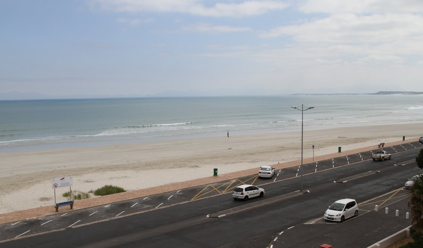 Sea view in Strand, Western Cape , South Africa