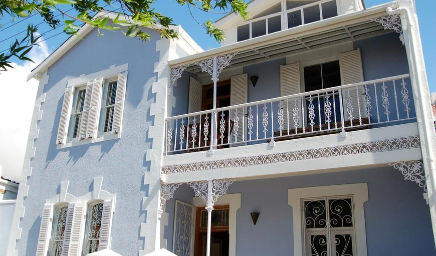 Welcome to Six on Scott Guesthouse in Gardens, Cape Town, Western Cape , South Africa