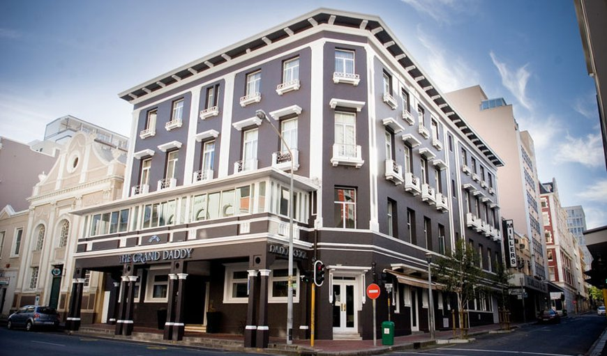 Welcome to Grand Daddy Hotel in Cape Town City Centre / CBD, Cape Town, Western Cape , South Africa