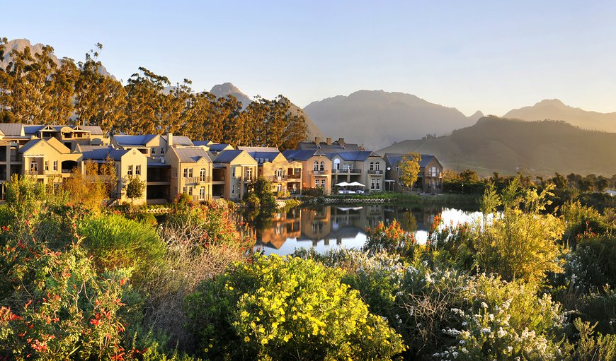 L'Ermitage Franschhoek Chateau & Villas in Franschhoek, Western Cape , South Africa