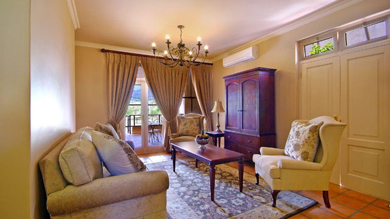 LErmitage Franschhoek Chateau Villas In Best