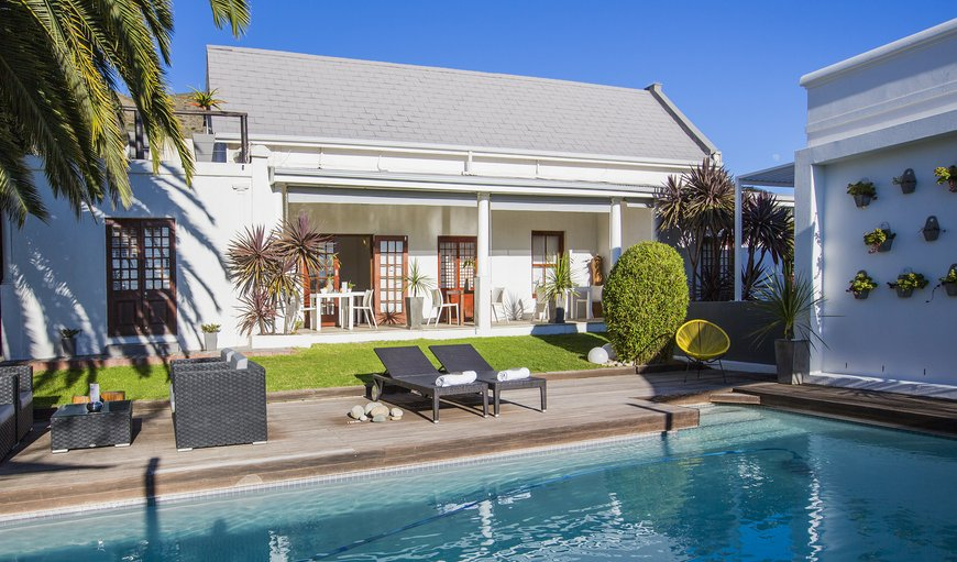 Cape Diem Lodge in Green Point, Cape Town, Western Cape, South Africa
