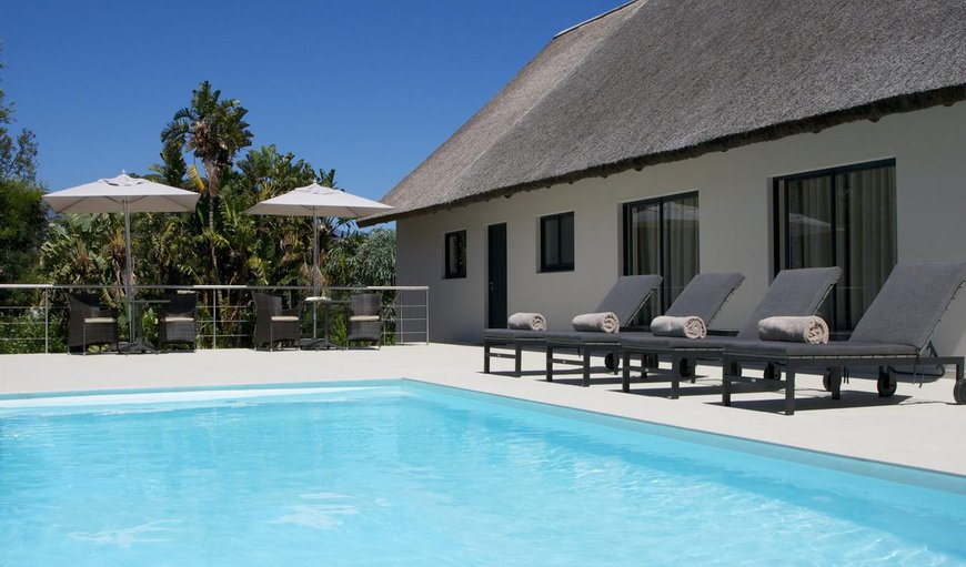 Swimming pool in Somerset West, Western Cape, South Africa