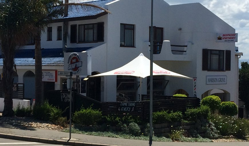 Backpacker Apartments in Plettenberg Bay, Western Cape , South Africa