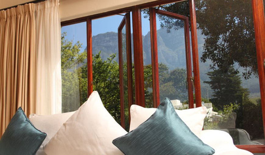 Stunning views from your bed or couch.