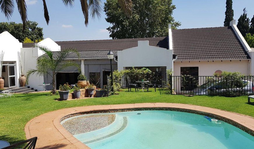 Welcome to La Gratitude Guest House in Centurion, Gauteng, South Africa