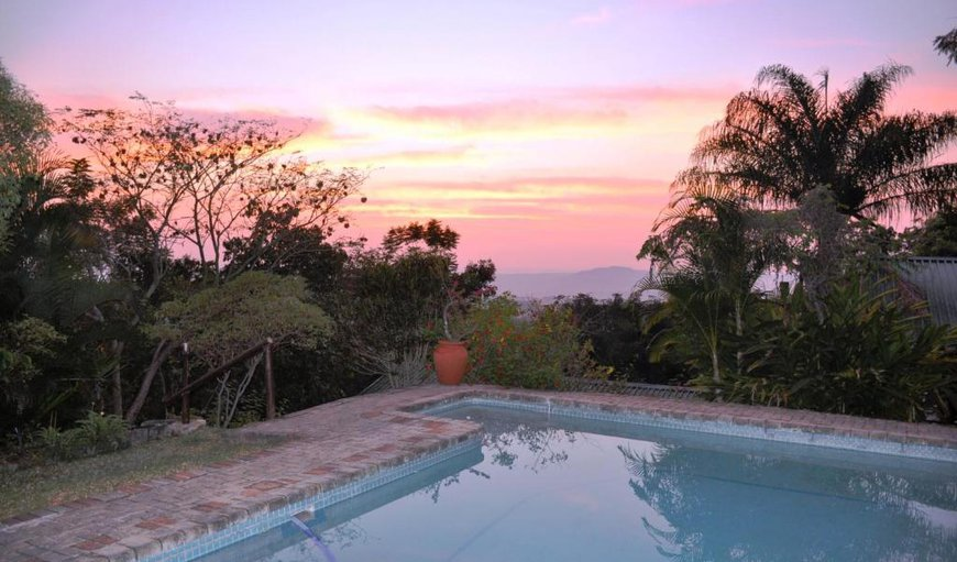 Swimming pool in Hazyview, Mpumalanga, South Africa