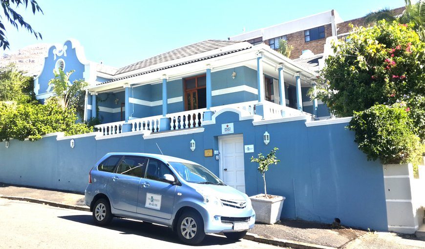 The Blue House Guesthouse in Tamboerskloof, Cape Town, Western Cape , South Africa