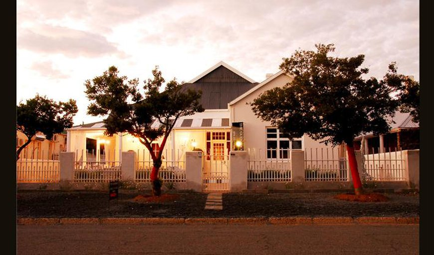 The Boutique Guesthouse Manor in De Aar , Northern Cape, South Africa