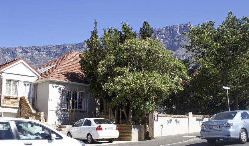 Welcome to The Lions  Guest House in Tamboerskloof, Cape Town, Western Cape, South Africa