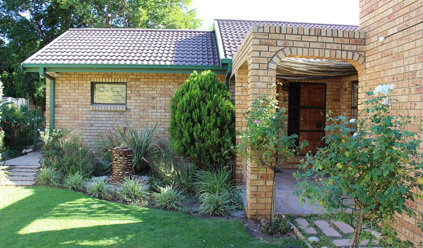 Windmill Guest House in Bloemfontein, Free State Province, South Africa