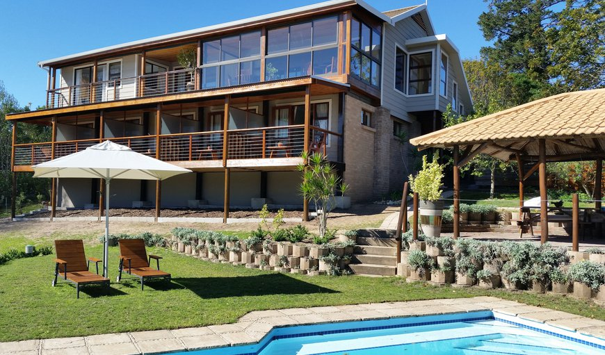 Pumula Lodge in Hunters Home, Knysna, Western Cape , South Africa