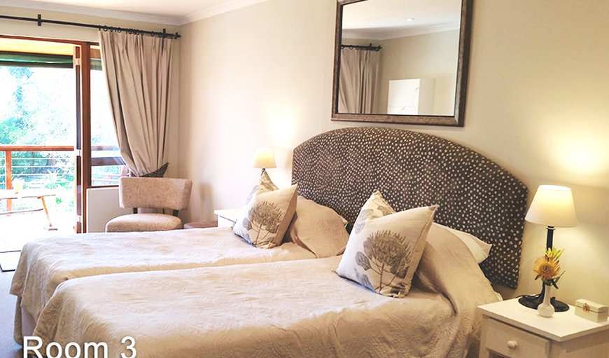•  Private entrance to rooms