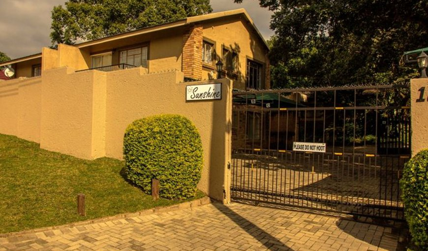Premises walled in with remote controlled gate in Nelspruit, Mpumalanga, South Africa
