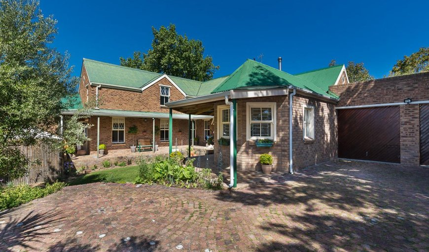 Welcome to Rustic Manor in Tokai, Cape Town, Western Cape, South Africa