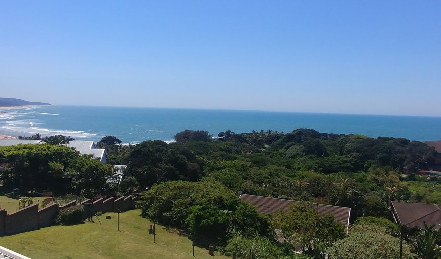 This beautiful large A-Framed home towers over the ocean offering fantastic views. in Zinkwazi Beach, KwaZulu-Natal, South Africa