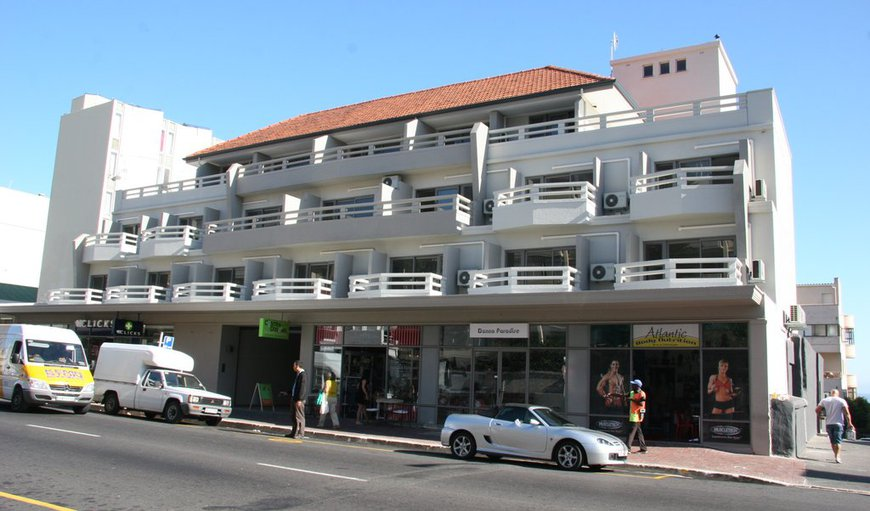 The Amalfi Hotel in Sea Point, Cape Town, Western Cape , South Africa