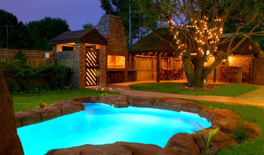 Treetops Guest House in Walmer, Port Elizabeth, Eastern Cape, South Africa