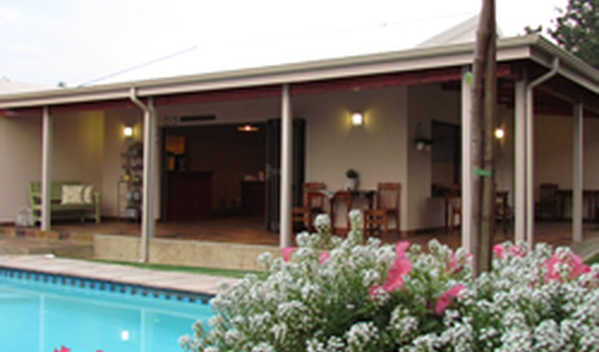 Die Dorps-Akker Guesthouse B&B in Heidelberg, Gauteng, South Africa