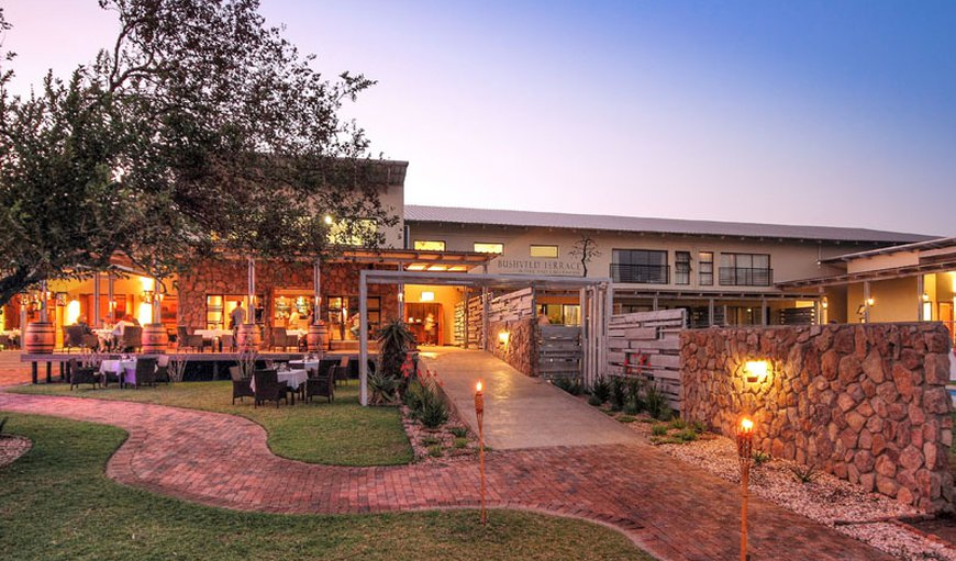 Bushveld Terrace Hotel in Phalaborwa, Limpopo, South Africa