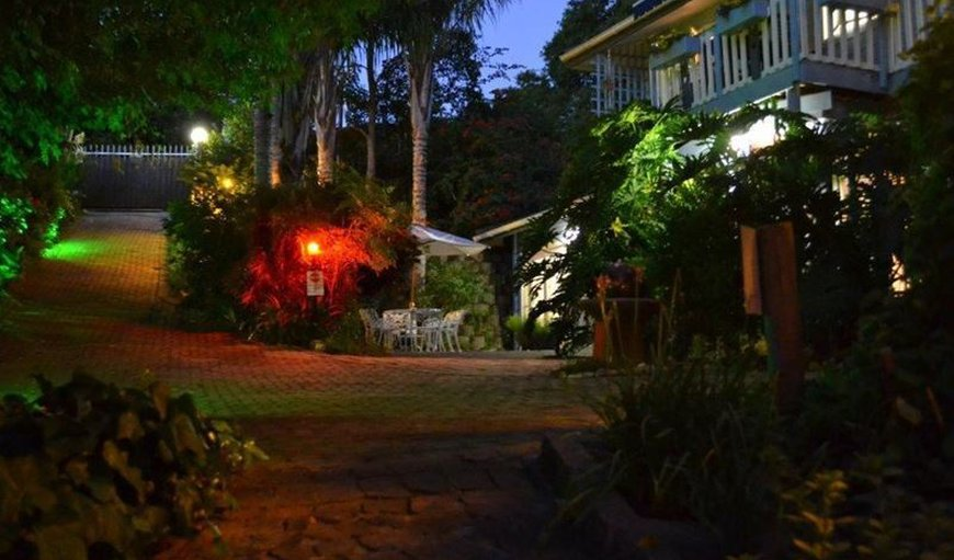 Knysna Herons Guest House in Old Place, Knysna, Western Cape , South Africa