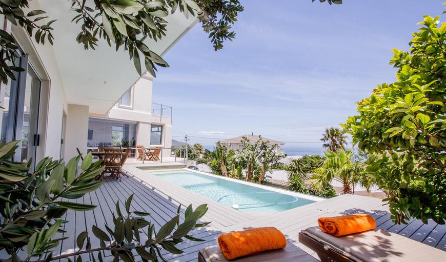 Finchley Guesthouse offers you superb luxury accommodation in trendy Camps Bay, along the popular Atlantic sea board in Cape Town. in Camps Bay, Cape Town, Western Cape, South Africa