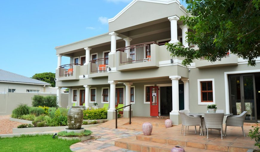 Mandyville Hotel in Jeffreys Bay, Eastern Cape, South Africa