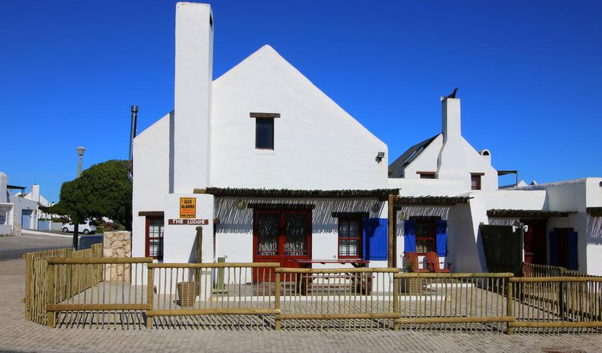 Welcome to Baywatch Lodge. in Paternoster, Western Cape, South Africa