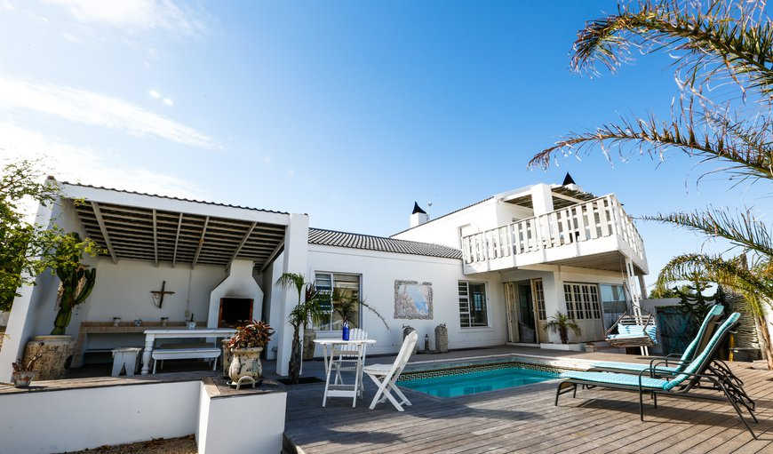 Beach House on Fairway in Langebaan , Western Cape , South Africa