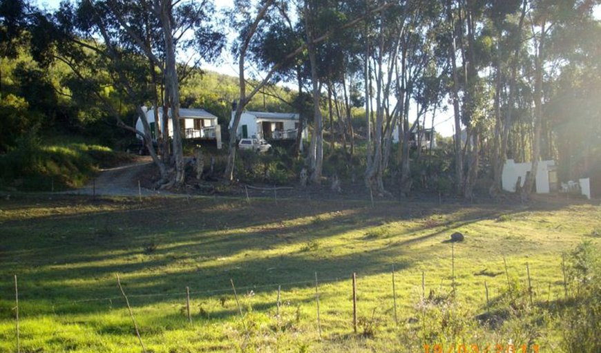 De Hoop Cottages in Robertson, Western Cape , South Africa
