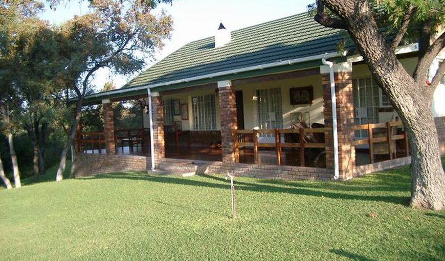 External view of Woodlands Cottage in Francistown, North East District , Botswana