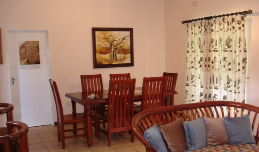 Woodlands Cottage living area