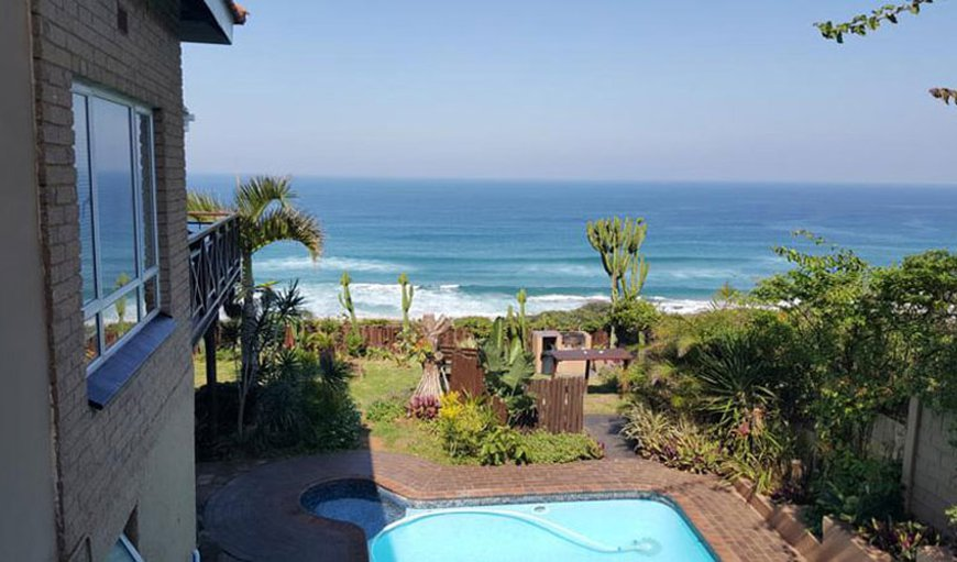 The Sandcastle Guest House in Amanzimtoti, KwaZulu-Natal, South Africa