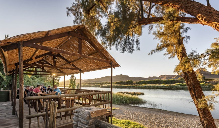 Welcome to Orange River Rafting Lodge in Vioolsdrift, Northern Cape, South Africa