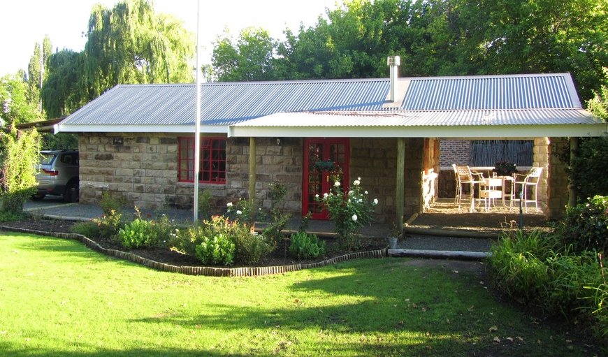 Welcome to Periwinkle Grove Cottage in Clarens, Free State Province, South Africa
