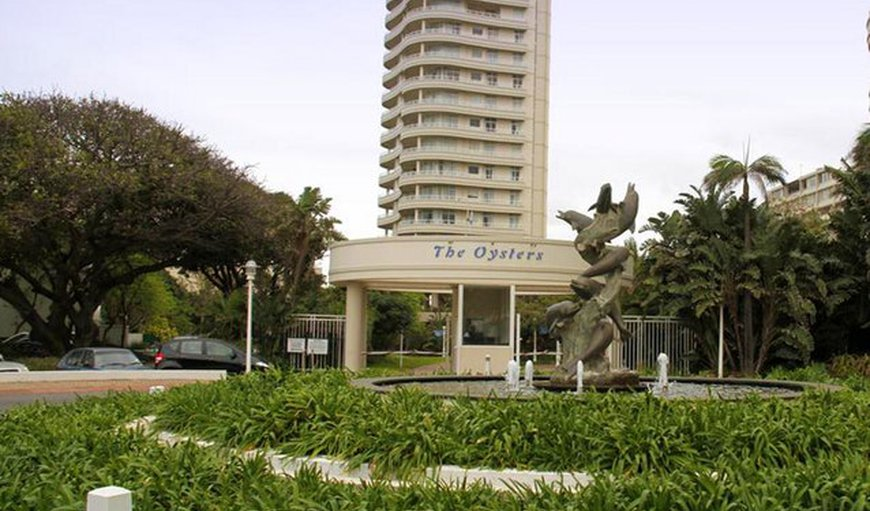 Welcome to Oyster Schelles Apartments in Umhlanga Rocks, Umhlanga, KwaZulu-Natal, South Africa