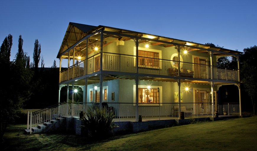 The Nelsbells Cottage in Clarens, Free State Province, South Africa