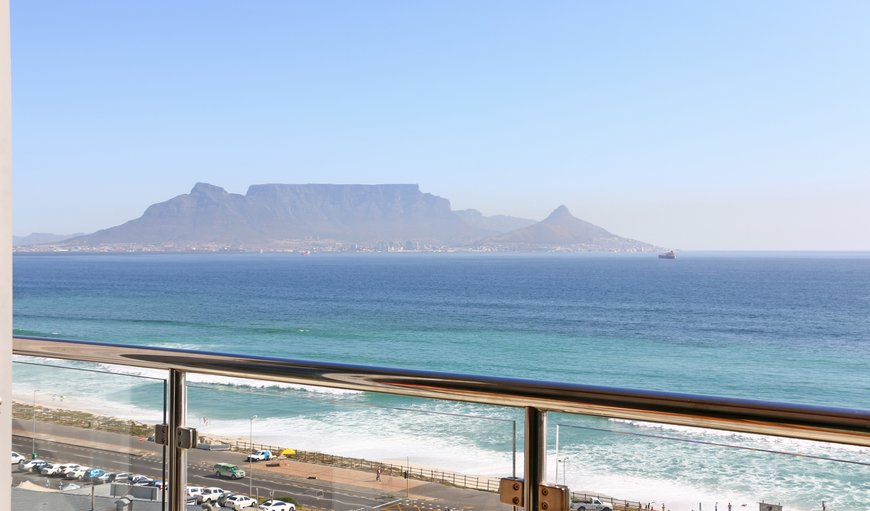 Balcony View in Bloubergstrand, Cape Town, Western Cape, South Africa