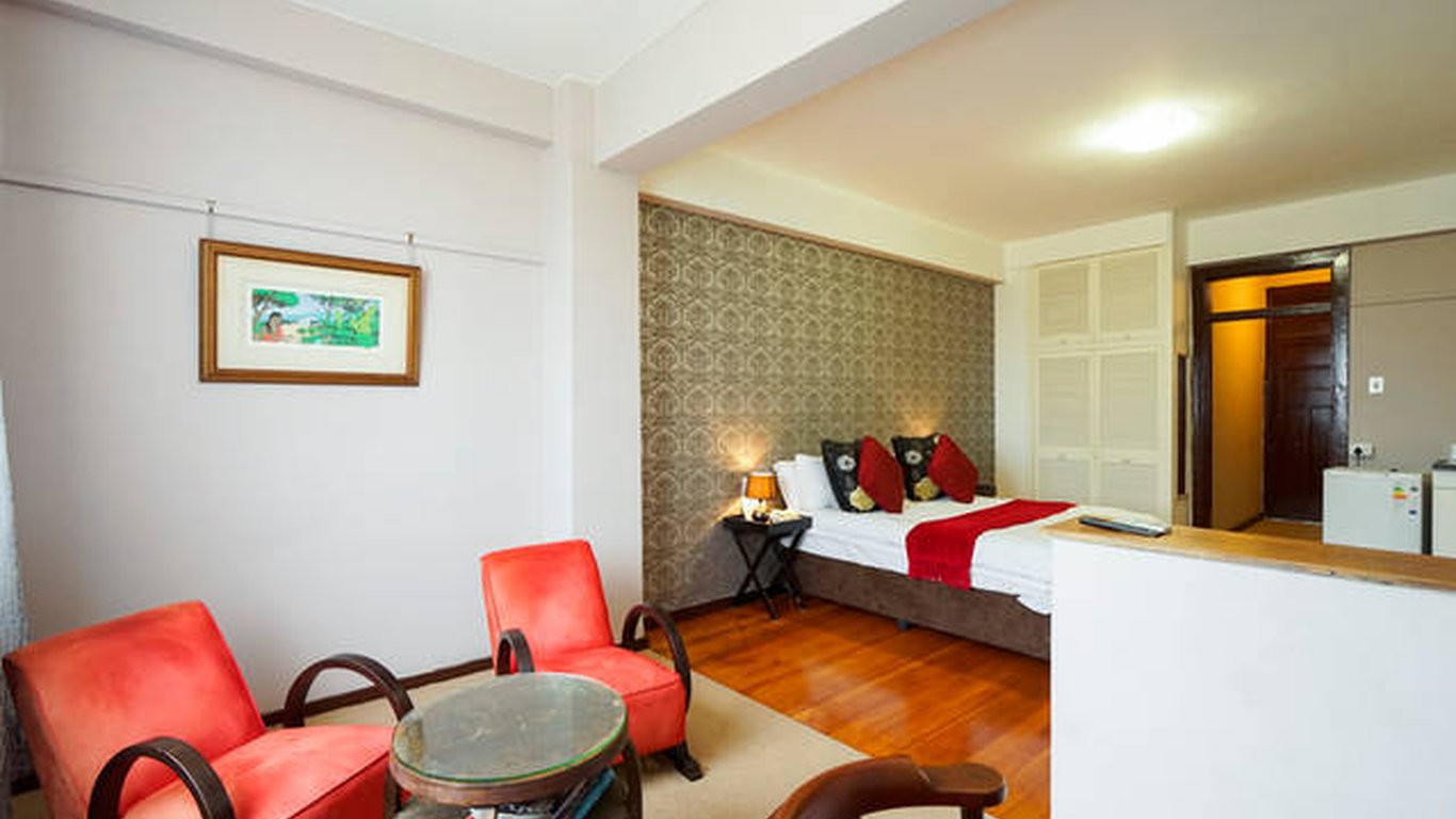 Suite 609 The Parkview In Durban Beachfront Durban