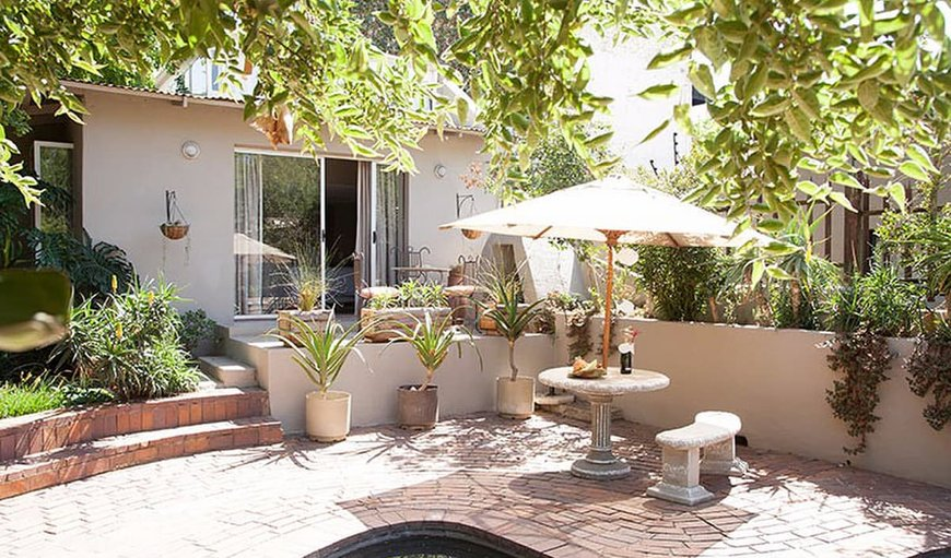 Welcome to Little Forest Guest House in Parkhurst, Johannesburg (Joburg), Gauteng, South Africa