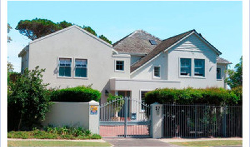The Oval Bed and Breakfast in Pinelands, Cape Town, Western Cape, South Africa