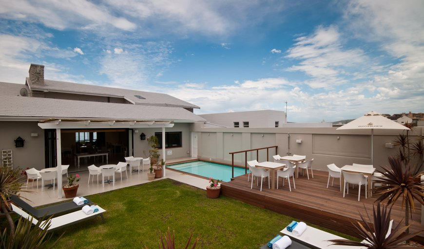 Welcome to The Robberg Beach Lodge Pool in Plettenberg Bay, Western Cape , South Africa