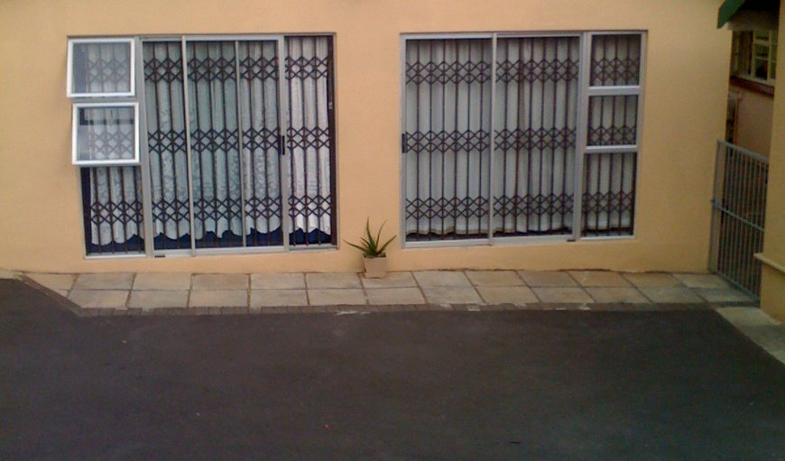 parking behind remote gates in from of your apartment
