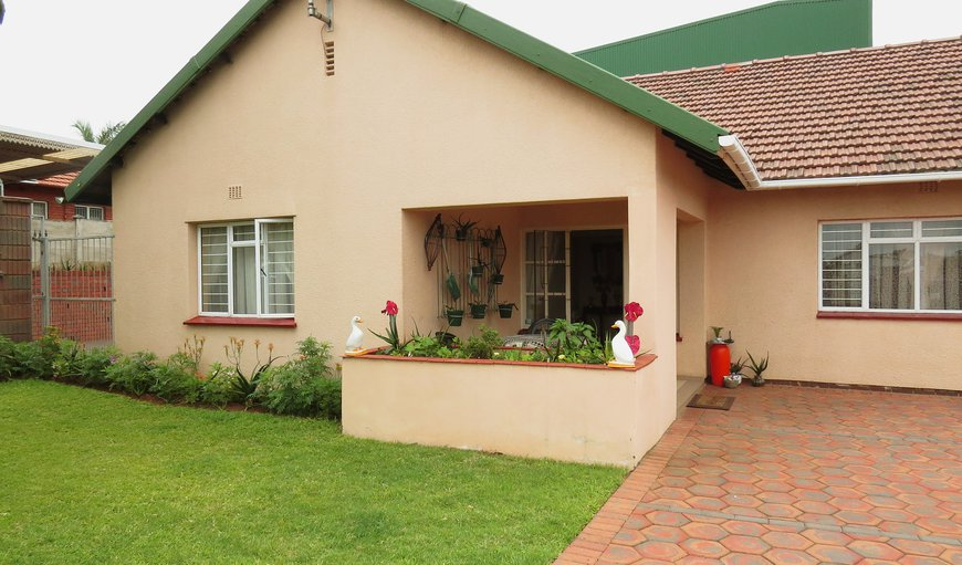 Front view of  Main Guest house  in Bluff, Durban, KwaZulu-Natal , South Africa